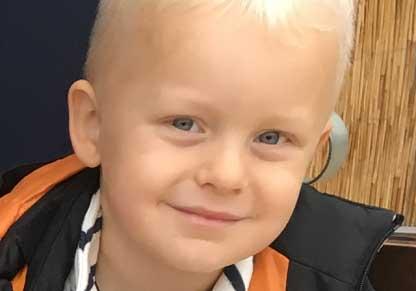 Ludwig Sandén 5 år