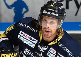 HV71 förlänger med Tedenby