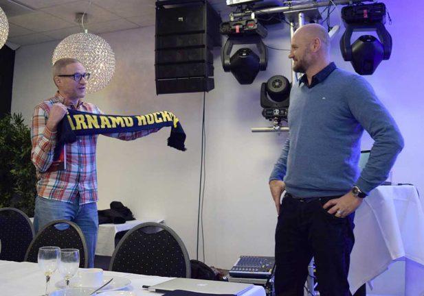 TV: Ola Lindgren berättade om sin handboll