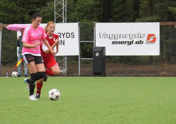 Magdalena Pavlov gjorde fem mål