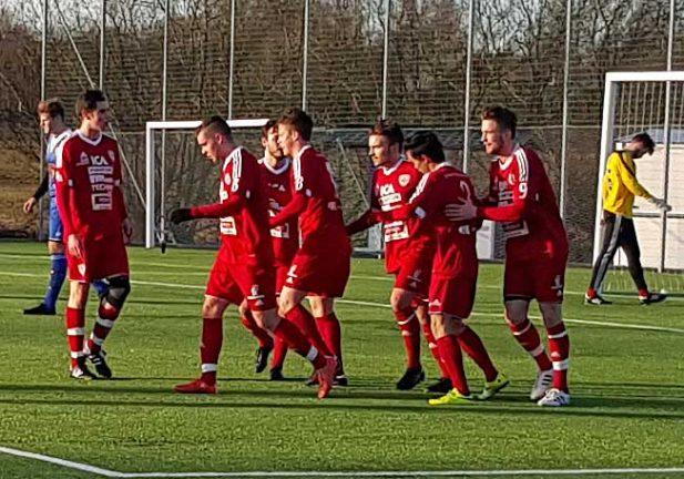 V-Södra vann i Rydaholm