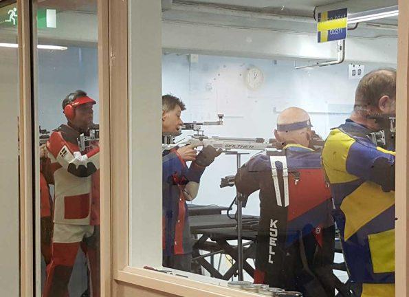 Veterantävling i Värnamo