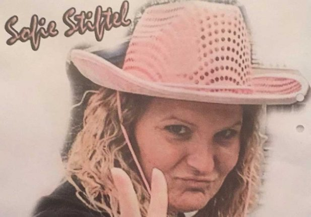 Sofie Stiftel 40 år