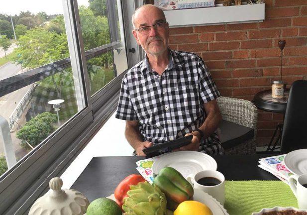 Stefan Ingvarsson har avlidit