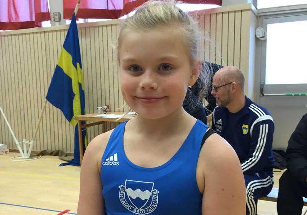 Tuva tog brons i Mälarcupen
