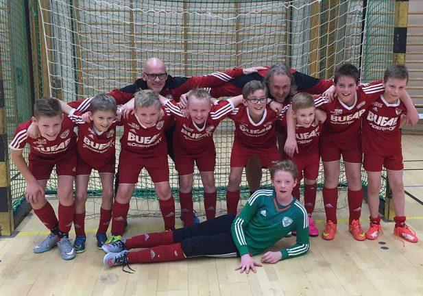 V-Södra vann IFK-cup i dag