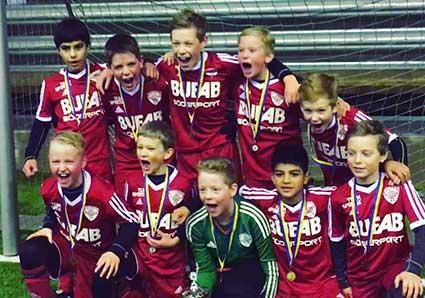 V-Södra P05 vann cup