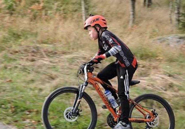 90 startande vid KM i mountainbike