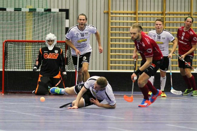 VIK-förlust 2 mot Ljungby IB