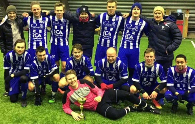 Forsheda vann Lillis Cup