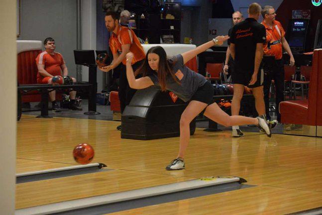 Nu har Nu-ligan i bowling startat