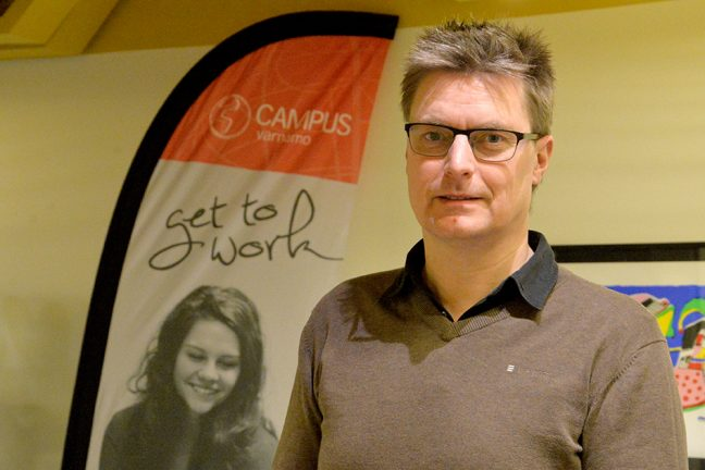 Nya utbildningar till Campus Värnamo