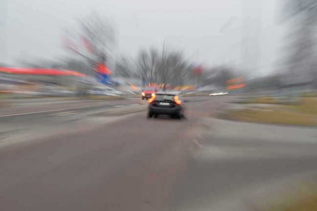Toanödig körde i 140 på 40-väg
