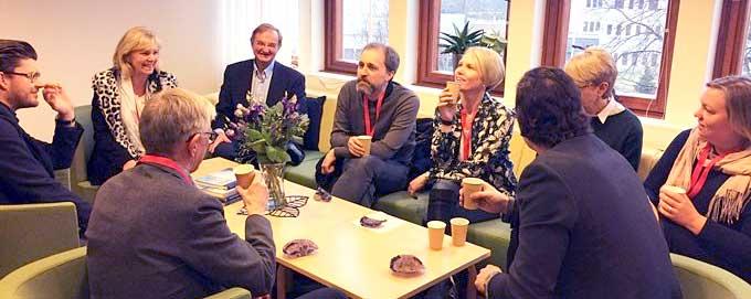 Dialog med Sverigeförhandlingen