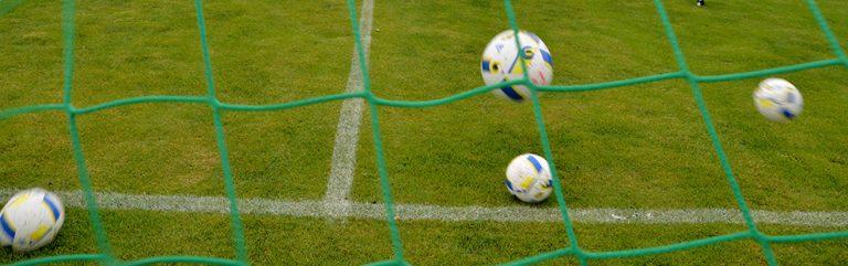 Fotboll slutade med misshandel