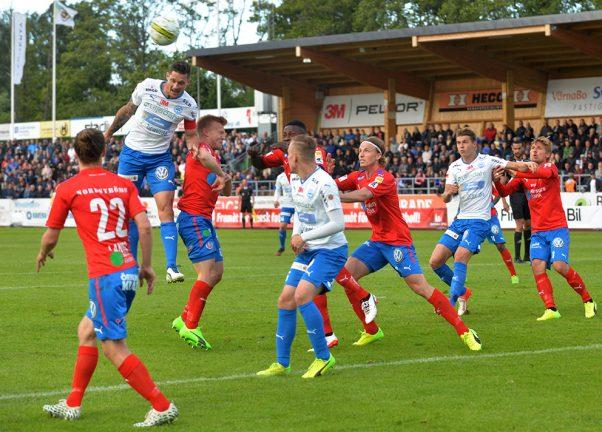 IFK vann i Helsingborg