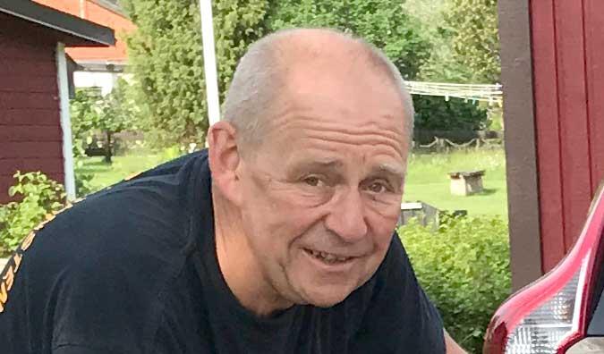 """Bo """"Fille"""" Johansson 60 år"""