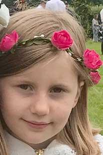Lilly Söderstedt 8 år