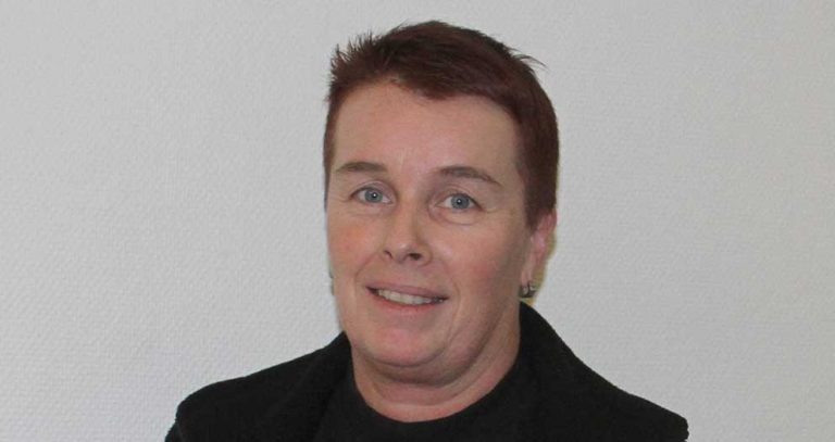 Marita Nyman 50 år