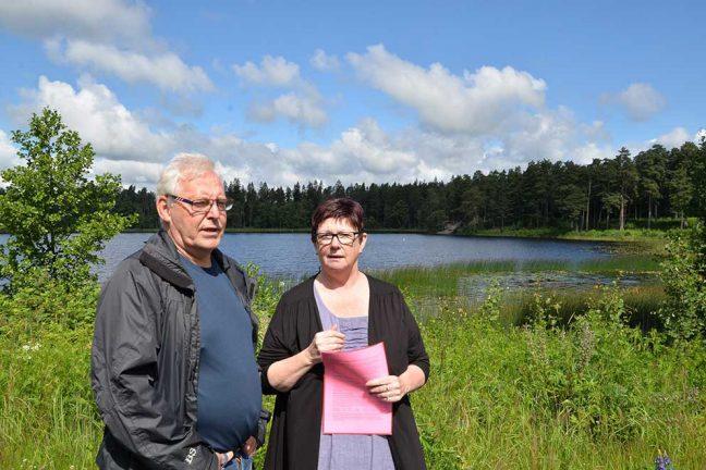 (S) kritik mot Alliansens byggplaner vid Prostsjön