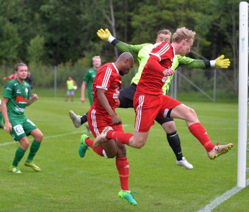 V-Södra föll med 0–4 mot Ljungby