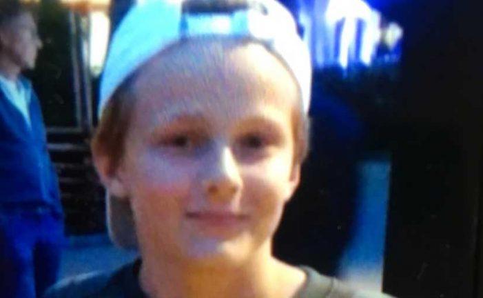 Jack Pettersson 13 år