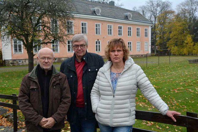 Kommunen säljer ut gamla skolan i Nydala