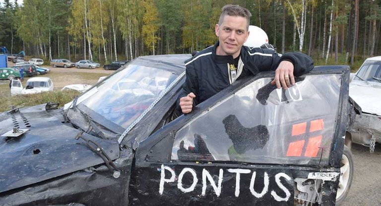 Pontus var 20 meter från A-finalseger
