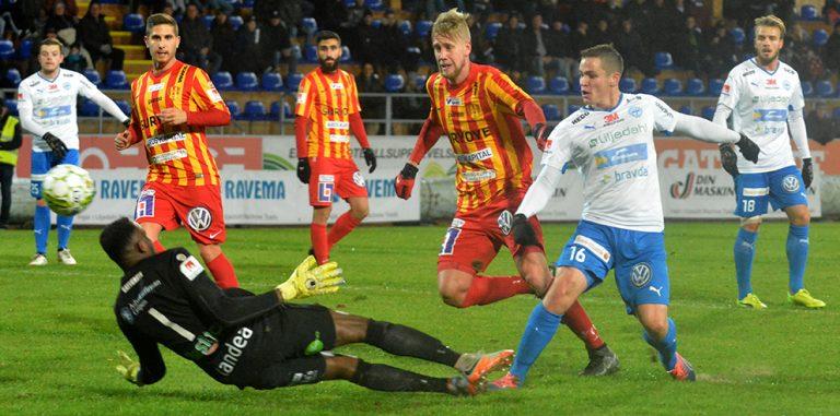 Direkt IFK–Syrianska, slut: 6–1