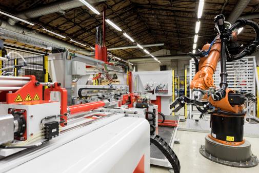 Proton bygger drömfabriken