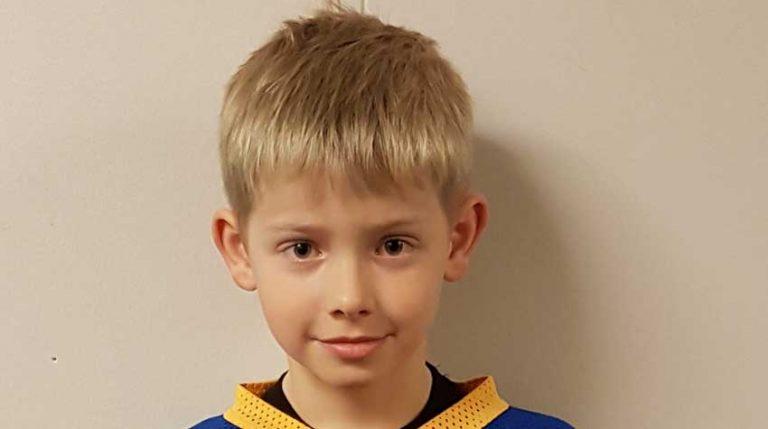 Hjalmar Hedlund 6 år