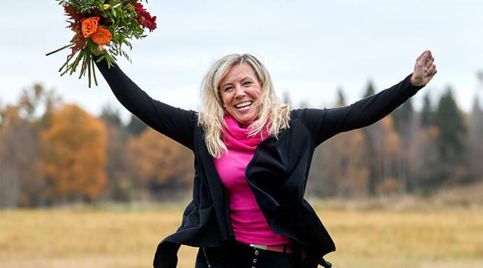 Carina är Sveriges bästa barnsköterska