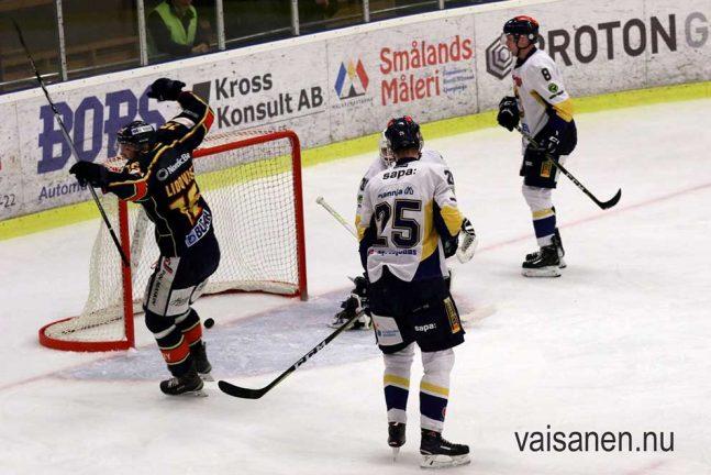 Erik Lidqvist avgjorde för VGIK