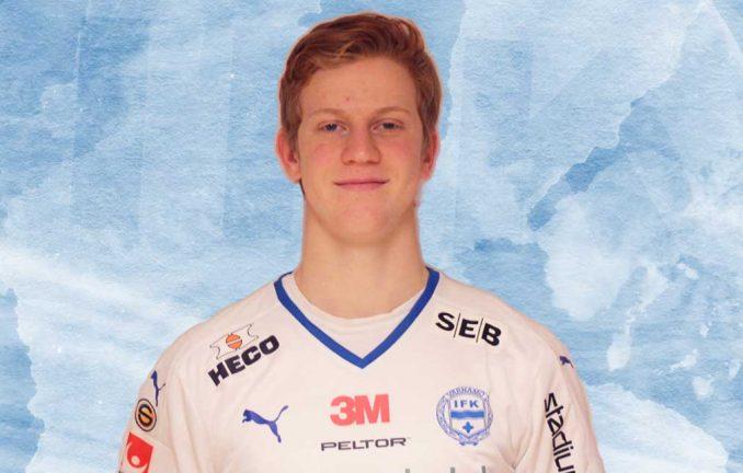 Thern tar med sig spelare till IFK
