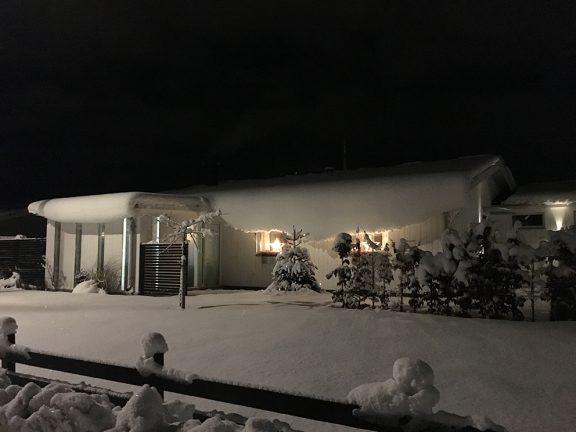 Bildspel med nya  vinterbilder från Värnamo