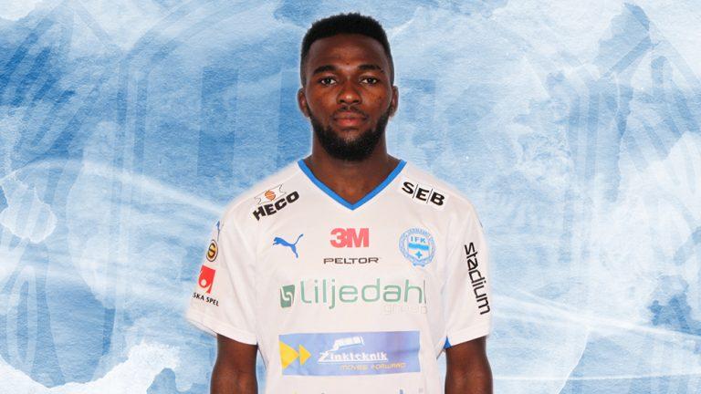 Lumala Abdu är ny i IFK
