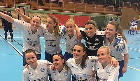 IFK dam vann cup