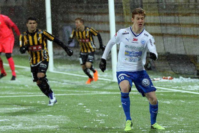 Daniel Ask lämnar IFK Värnamo