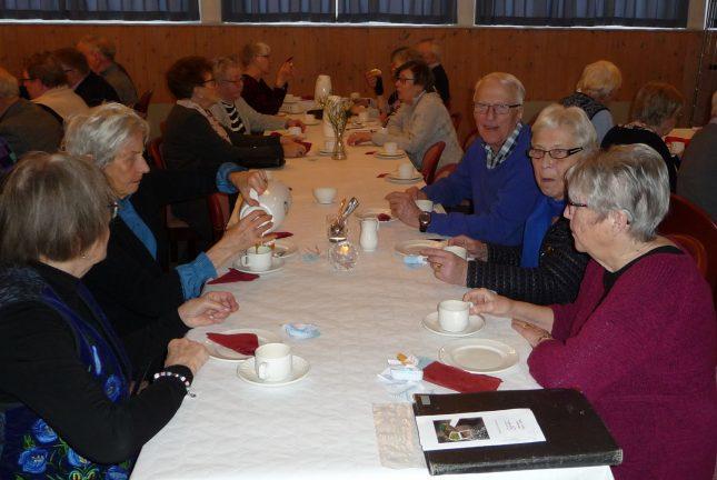 Årsmöte hos SPF-Pensionärerna i Värnamo