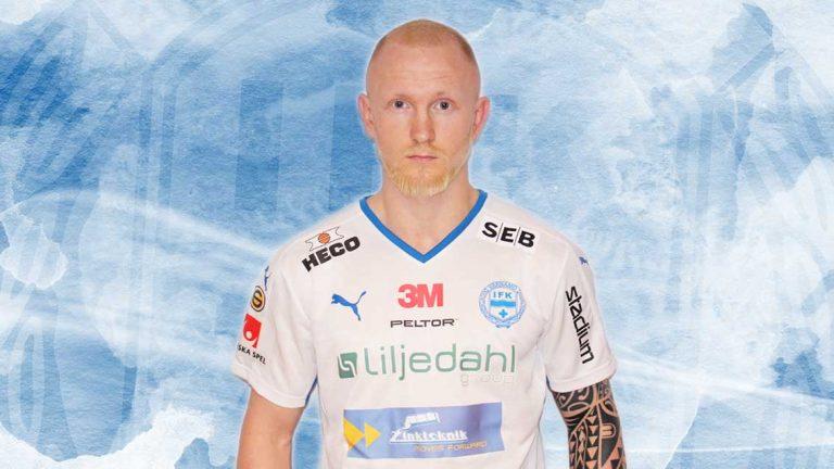 Max Olsson är klar för IFK