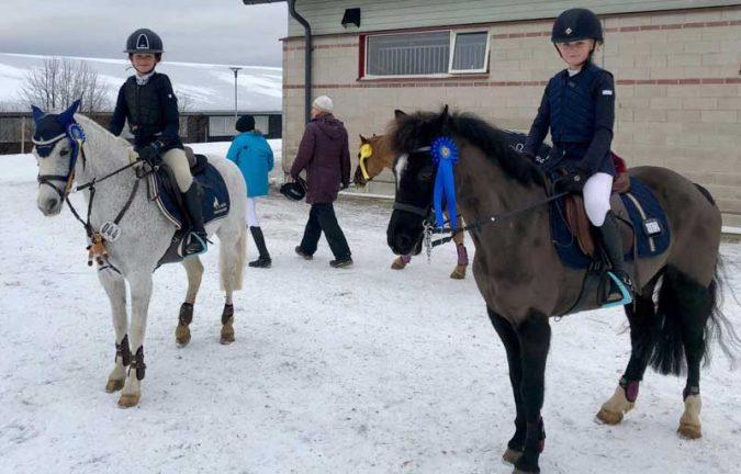 Fyra segrar i Borås