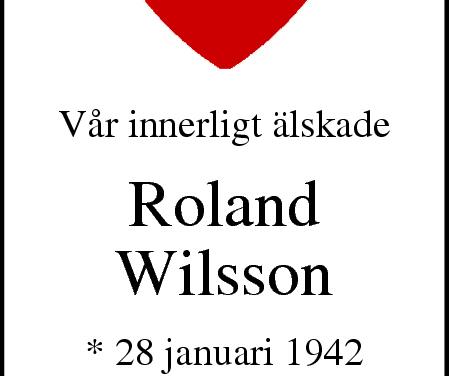 Roland Wilsson