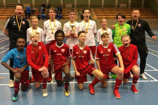 V-Södra P04 vann cup