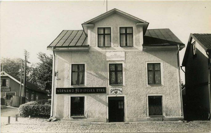 Utställning om stadens 100 år
