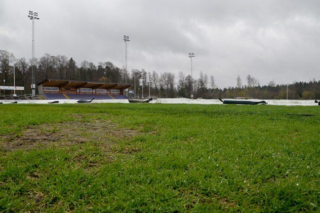 Därför kan inte IFK Värnamo spela på Finnvedsvallen