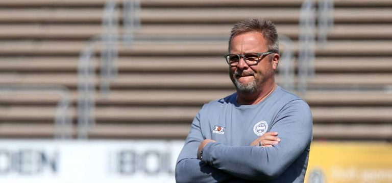 IFK:s lag mot Landskrona