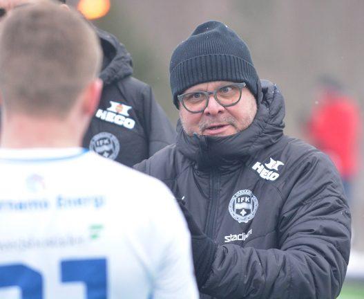 Tung IFK-förlust