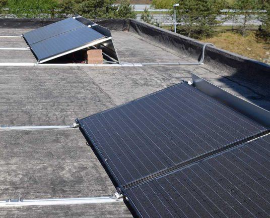 Gratis rådgivning om solenergi