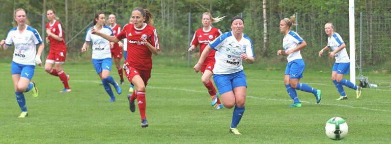 1–3 blev 4–3 för IFK-damerna