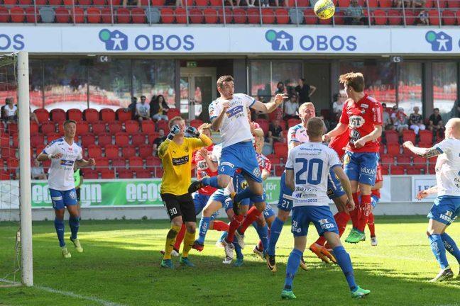 En IFK-poäng – med mersmak